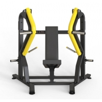 Free Weights Luxury Exercising Machine MWH-005 Wide Chest Press
