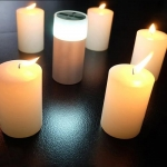 P89 Candle light Power Bank