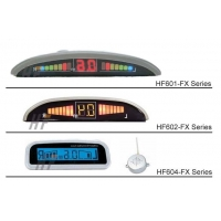 Contrary LED/LCD Display Parking Sensor Parking Sensor