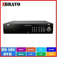 China High-end 16channel SDI DVR 1080P 2Megapixel HD-SDI Video Recorder 16CH HDSDI System on sale