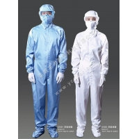 Antistatic one-piece protection suit