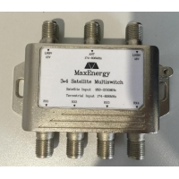 China 3 inputs 4 outputs Satellite multiswitch on sale
