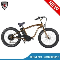 Fat Electri bike Latest strong big tyre snow electric e bike bicycle