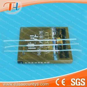 China RFID Products EM+UHF RFID Book Label on sale
