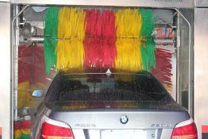 China Roll-over car washin EN Roll-over car washing machine on sale
