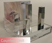 China Cosmetic Display Shelf and Wall Unit J-DCP0039 on sale