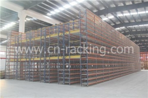 China Steel Structure Mezzanine Racking on sale