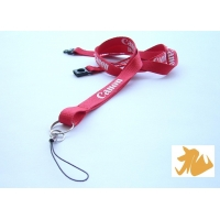 Silk screen print lanyard 53
