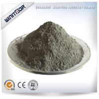 China Rare High Purity Microsilica / Silica Fume WT- 97U Grade For Refractory on sale