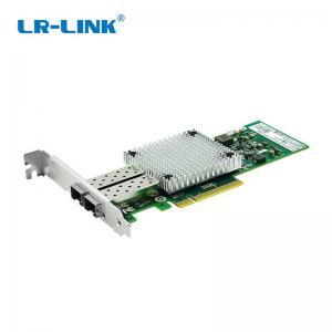 China Server Fiber NIC Cards LREC9802BF-2SFP+ on sale
