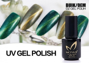 China Eco Friendly Soak Off Gel Polish At Home , 12 Color Chameleon Gel Nail Polish on sale