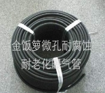 Aging resistance and corrosion resistance aeration hose