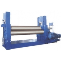 China Bending Roll Machine Hydraulic 3-Roll Symmetric Type Plate Bending Roll on sale