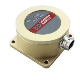 China Industry 3D Electronic Compass With Headling Angle__Roktools on sale