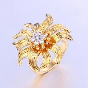 China CR1607321 Unique Gold Ring Engagement Ring Latest Gold Finger Ring Designs on sale