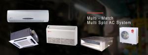 China Unitary Multi - Match' Multi Split A/C System (Heat Pump) on sale