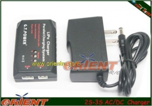 China KDS 450 RC Helicopter 2S--3S AC/DC Charger on sale