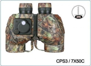 China CPS3 Camouflage binoculars with compass 7x50 on sale