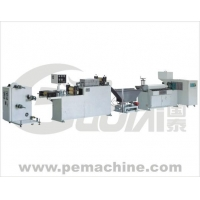 ZIP Series Plastic Zipper Extruder Machinery