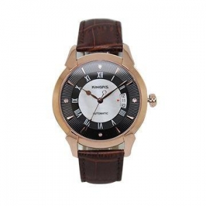 China 5ATM Waterproof Mechanical Automatic Watch / Stainless Steel Men Watch OEM Service on sale