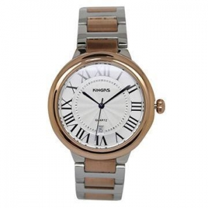 China Day & Date Luxurious Stainless Steel Watches for Men, Unisex on sale