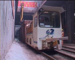 China Narrow gauge diesel-hydraulic locomotive on sale