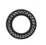350151Water rubber hose