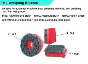 China R10 Antiquing Brushes on sale