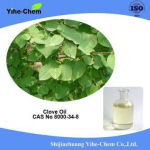 China 100% natural Clove Leaf Oil/ Clove Oil Price on sale