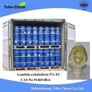 China Lambda-cyhalothrin 96% technical grade Insecticide on sale