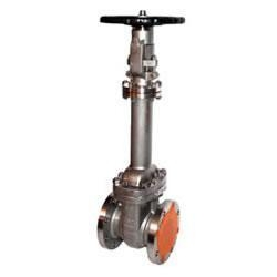 China Corrugated Pipe Gate Valve ANSI on sale