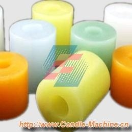 China Candle Molding Machine - Manual Machine Textile Wax Ring (Wax Roll) Machine on sale