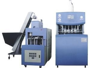 China Semi Auto Stretch Blow Molding Machine on sale