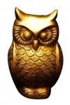 resin unique owls statues Item ID: # 8478