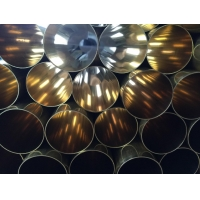 China thin wall brass tube on sale