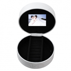 China Digital Jewellery Boxes New Video Jewellery Box OFV0007 on sale