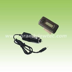 China FM Transmitter&Car Charger for iPhone/iPod on sale