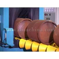 Shot Blasting Machine Gas Cylinder Shot Blasting Machine