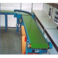 Turn the belt conveyor