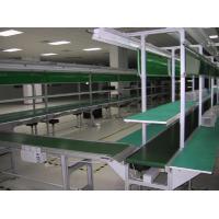 Take workbench belt conveyor