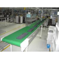 The linear belt conveyor