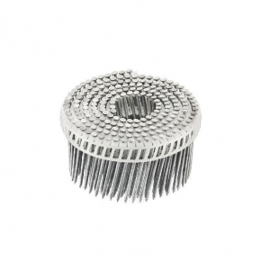 China 15Coil Nails With Hot Dip Galv on sale