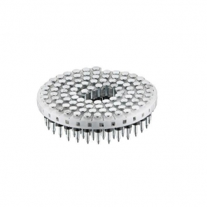 China 0Plastic Coil Concrete Pin For MAX CP-C Series High Pressure Coil Nailers HN120 CE HN25C on sale