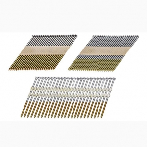 China Barbed Shank Strip Nails on sale