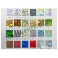 China Laser Holographic Hot Stamping Foil on sale