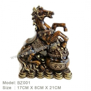 China D:Bronze item Resin Elephant BZ001 on sale