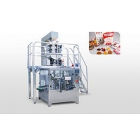 China Frozen food packing machine on sale