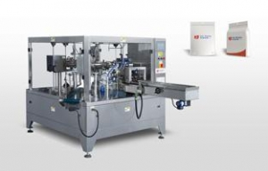 China stand-up with spout packing machine on sale