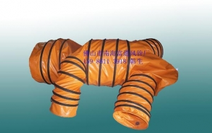 China PVC three connection  PVC three way tunnel duct joint on sale
