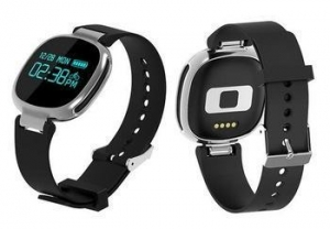 China Newest adjustable funtion fitness tracker wristband E08 smart bracelet with swimming model on sale